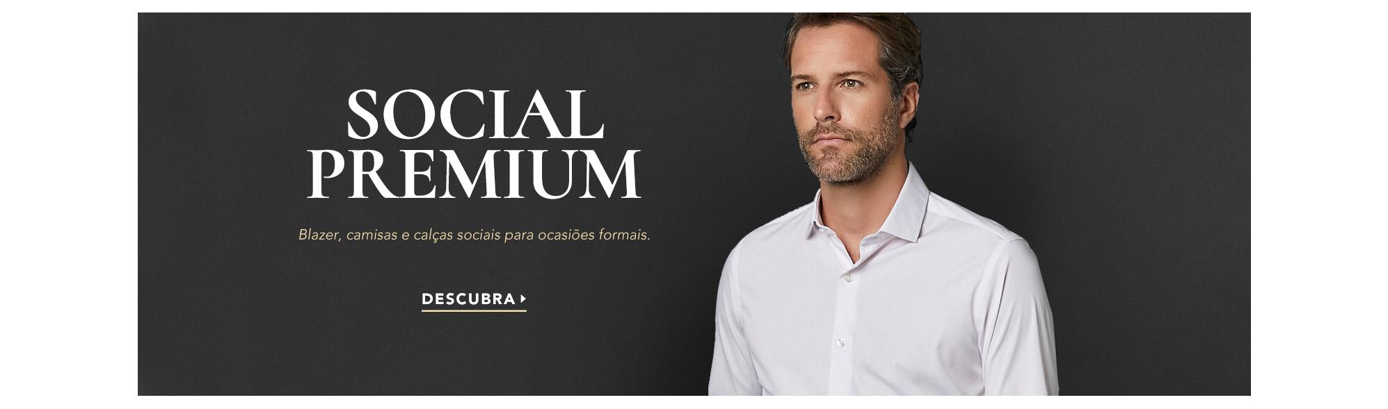 Linha Social Premium